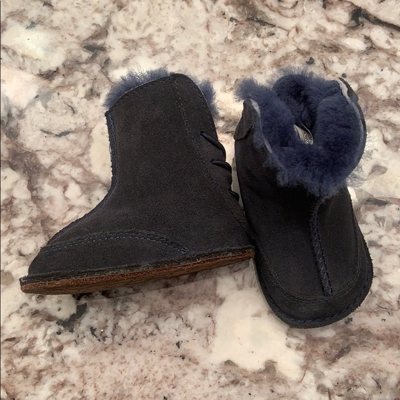 UGG Other - UGG Navy Baby/Toddler shoes